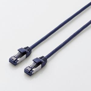 カテゴリー8対応LANケーブル(ツメ折れ防止・スリム)(LD-OCTST/BM10)