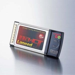 エアホークIEEE802.11a/g対応54/11Mbps無(LD-WL54AG/CB)