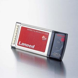 エアホークIEEE802.11g対応54/11Mbps無線イ(LD-WL54G/CB)