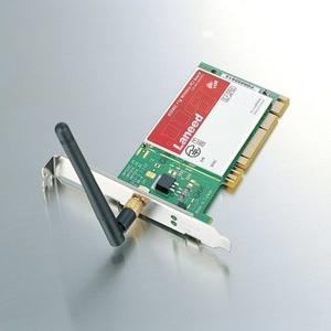 エアホークIEEE802.11g対応無線PCIボード(LD-WL54G/PCI)