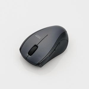 静音Bluetoothマウス(BlueLED 5ボタン)(M-BT16BBSBK)