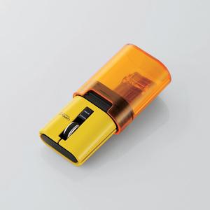 "Bluetooth®ワイヤレスマウス""CAPCLIP"" (M-CC1BRYL)"