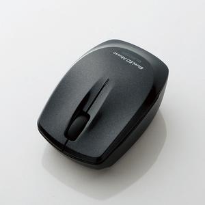 Bluetooth(R)BlueLEDマウス(M-FBL3BBSBK)
