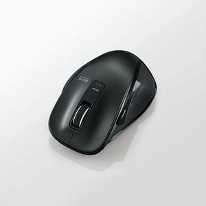 5ボタンBT(R)BlueLEDマウス「EX-G」(M-XG1BBBK)