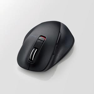 EX-G Bluetooth BlueLEDマウス Mサイズ(M-XGM10BBBK)