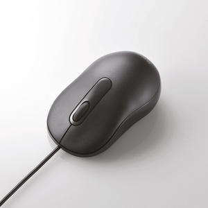 光学式USBマウス Sサイズ(M-Y6URBK)
