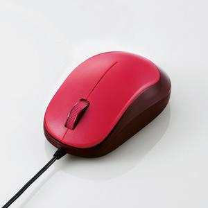 3 nút Màu xanh LED chuột có dây (M - Y 8 UBRD)