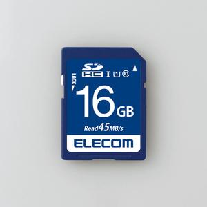 データ復旧SDHCカード(UHS-I U1)(MF-FS016GU11R)