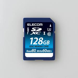 SDアクションカメラカード