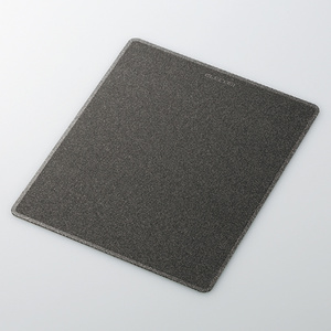 Mouse pad (MP-108BK) for laser mouse