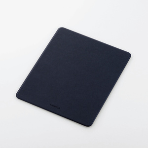 Italian soft leather mouse pad (one side) (MP-ELNSNV)