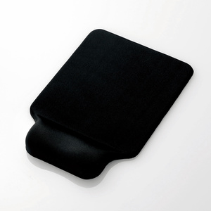 Mouse pad (GEL)(MP-GELBK) with list rest