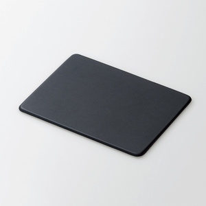 ソフトレザーマウスパッドXLサイズ(MP-SL02BK)