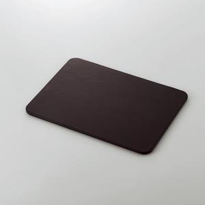 Qi規格対応ワイヤレス充電器付きマウスパッド(MP-WQ01BR)