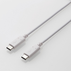 USB2.0ケーブル(認証品、C-C)(MPA-CC05NWH)