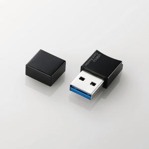 USB3.0対応microSD専用メモリカードリーダ(MR3-C008BK)