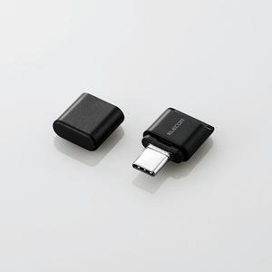 USB Type-Cメモリリーダライタ(microSD専用)(MR3C-C012BK)