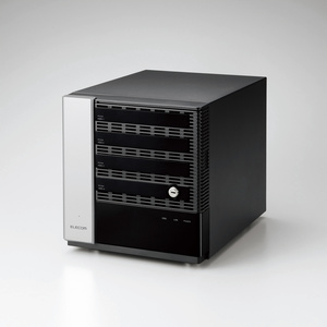 4ベイWSS2016Wkg搭載NAS4TB(NSB-75S4T4DW6)