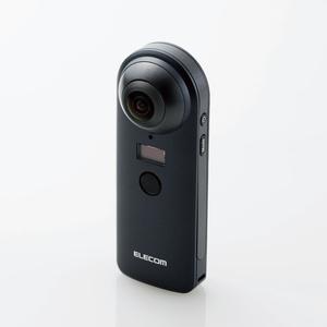 "4K対応VRカメラ""OMNI shot""(OCAM-VRW01BK)"