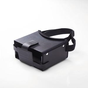 VR・ARグラス(1眼折りたたみタイプ)(P-VR1G02BK)
