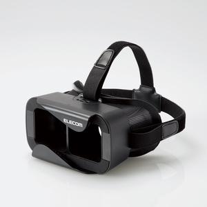 VR glass standard / glasses-adaptive (P-VRGR01BK)