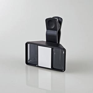 3D動画撮影レンズ ブラック(P-VRL01BK)
