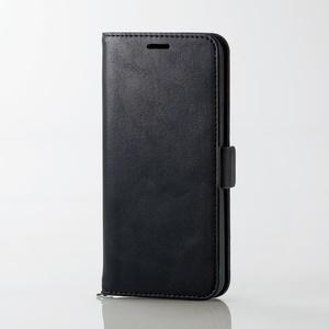 LG style用ソフトレザーカバー/磁石付(PD-L03KPLFYBK)
