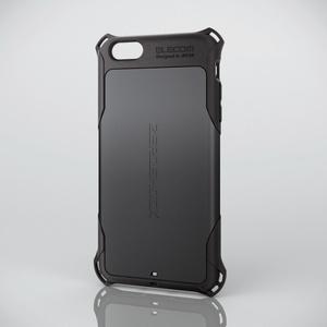 iPhone 6 Plus用ZEROSHOCKケース(PM-A14LZEROBK)