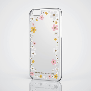 iPhone 6用シェルカバー for Girl