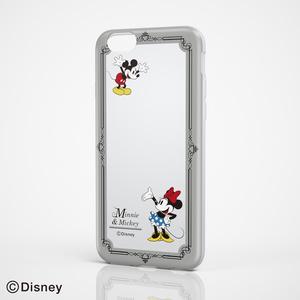 iPhone 6用ソフトケース(ディズニー)(PM-A14UCDNY01)