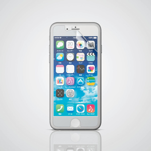 iPhone 6s / 6用フィルム/防指紋・高光沢(PM-A15FLFTG)