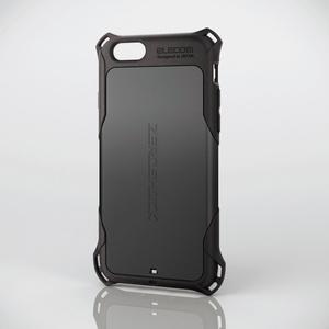 iPhone 6s / 6用ZEROSHOCKケース(PM-A15ZEROBK)