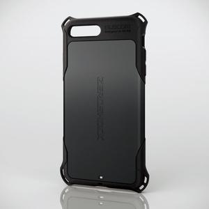 iPhone 7 Plus用ZEROSHOCK/スタンダード(PM-A16LZEROBK)