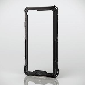 iPhone 7用ZEROSHOCK/バンパー(PM-A16MZEROBBK)