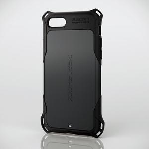 iPhone 7用ZEROSHOCK/スタンダード(PM-A16MZEROBK)