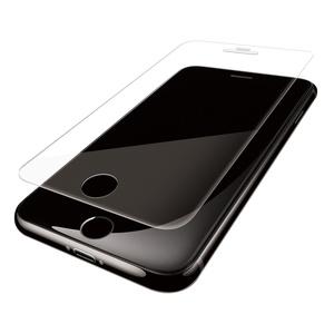 iPhone 8用フルカバーフィルム/衝撃吸収/透明/光沢(PM-A17MFLFPRGN)