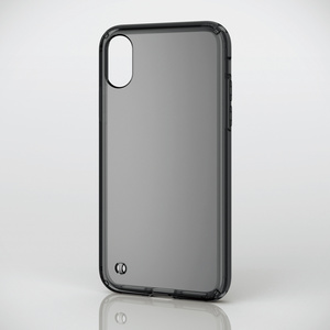 iPhone X用ハイブリッドケース(PM-A17XHVCBK)