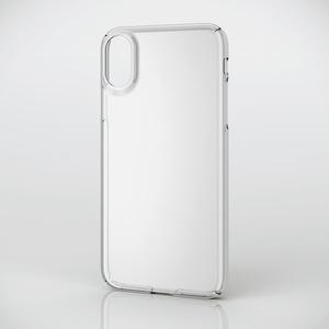 iPhone X用シェルカバー/極み(PM-A17XPVKCR)