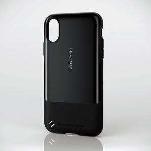 iPhone X用TOUGH SLIM(PM-A17XTSBK)