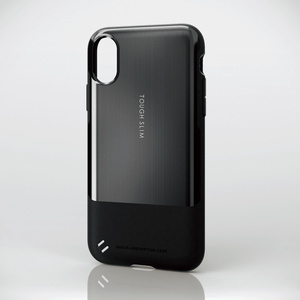 iPhone X用TOUGH SLIM/Premium(PM-A17XTSP01)