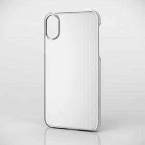 iPhone X用高硬度ユーピロンケース(PM-A17XUPCR)