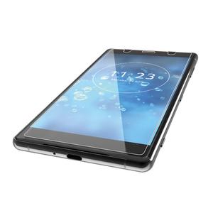 Xperia XZ2 Premium用フィルム/衝撃吸収/防指紋/光沢(PM-XZ2PFLFPG)
