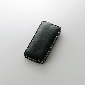 Soft leather cover (flap) for PS-A12PLF series iPhone 5