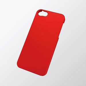 Shell cover (Matte red) for PS-A12PVR series iPhone 5