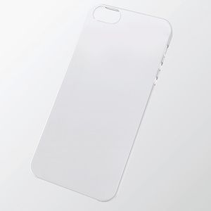 Thin shell cover (clear) for PS-A12PVU series iPhone 5