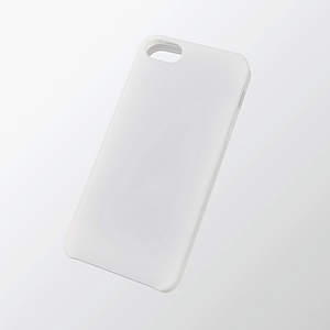Silicone case (clear) for PS-A12SC series iPhone 5