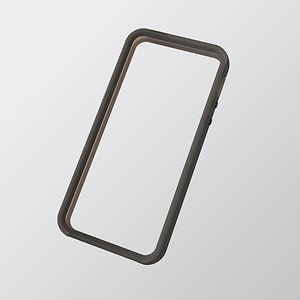 Soft bumper (Black) for PS-A12UB series iPhone 5