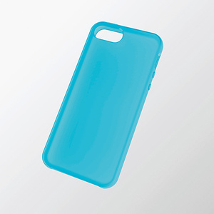 Soft case (blue) for PS-A12UC series iPhone 5