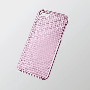Soft case (diamond cut) for PS-A12UCJ series iPhone 5