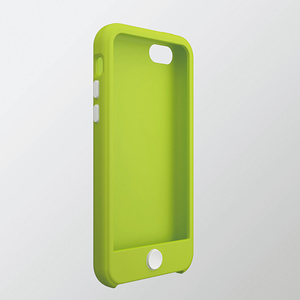 Colorful Silicone case for iPhone 5c